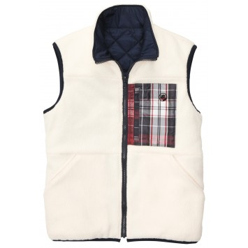 All Prep Vest - Cream